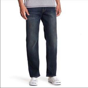 Lucky Brand Straight Leg Jeans Size 30 x 34